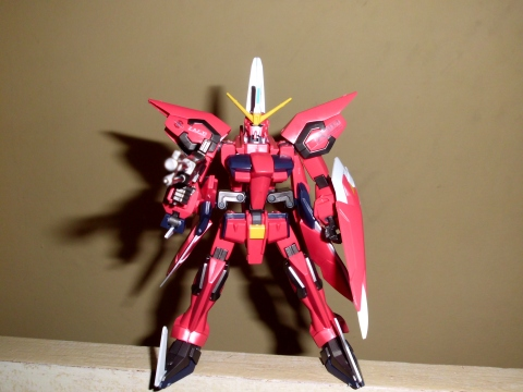 Late 2011 release for Aegis Gundam
